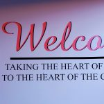 Church Foyer Welcome Sign