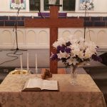 Easter Sunday Remembrance Table